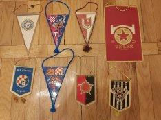 Eladó közép-kelet-dél európai foci zászlók