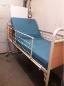 Elektromos ápolási ágy, betegágy, bérlés, bérbe adás, bérbe