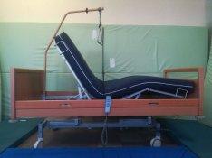 Elektromos motoros betegágy beteg kórházi ápolási ágy gyógyágy Garanci