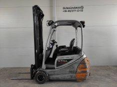 Elektromos targonca Still RX20-20 2 t teherbírás 6,1 m emelés triplex