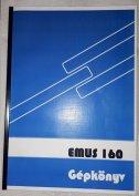 Emus-160 eszterga gépkönyv