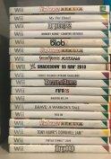 Eredeti Wii játékok jó állapotban eladóak!