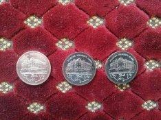 Ezüst 200 forintos érmék