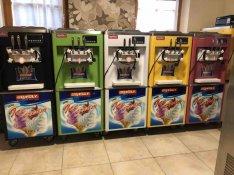Fagyigép , fagylaltgép, lágyfagylaltgép