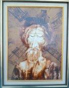 Faragó Miklós eredeti olaj festménye eladó! 40x30 cm