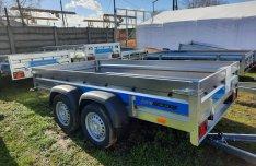 Faro Solidus 330 (330 x 150 x 35 cm) új utánfutó eladó készletről