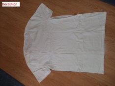 Fehér póló M-es jó állapotban eladó!