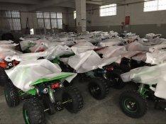 Fekete Wexxtor 001 gyerek ATV /quad 107ccm , a legjobb áron nálunk!