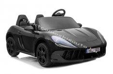 Ferrari hasonmás 24V lakk fekete elektromos / terhelhetőség 100kg!!!!