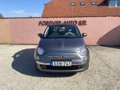 Fiat 500 1.2 8V Lounge EU6 Tolatóradar!Kihangos...