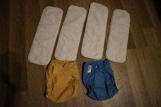 Flip mosható pelenka csomag