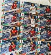 Focis kártya gyüjtemény FIFA, UEFA, csere állandó helyen Budapest