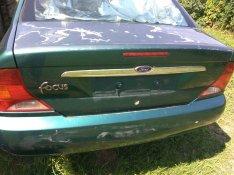 Ford Focus (99) MK1 1.8 16v sedan bontott alkatrészei olcsón