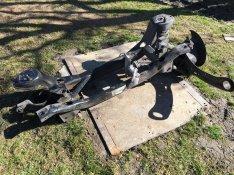 Ford Fucus MK2 2008-2009 hátsó futómű + csapágy