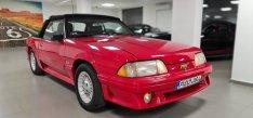 Ford Mustang Foxbody 5.0 V8 manuális 39.000km