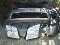 Ford fusion 2002 - 2005 -ig eleje homlokfal , lökhárító lámpák stb