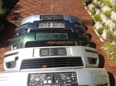 Ford fusion első lökhárító 2005 előtti több színben!