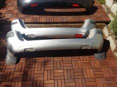 Ford fusion hátsó lökhárítók 2002 - 2009-ig Ezüst színben!
