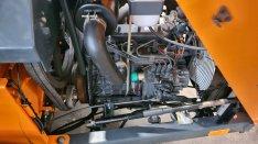 Först ST6 típusú ágdaráló ágaprító gép eladó