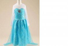 Frozen Jégvarázs Elsa Elza Anna farsangi jelmez ruha eladó új azonnal