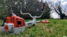 Fűnyírás fűkaszálás zöldterületek kezelése (zártkerti, hegyi ingatlan)