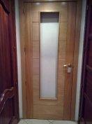Furnérozott exkluzív beltéri ajtó FÉl Áron
