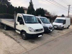 Fuvarozás szállítás költöztetés csomagszállítás tehertaxi