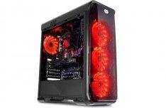 Gamer PC /512 SSD RX 570 4GB PC Intel Core I5-3470 4x3.6GHz /8GB/500GB