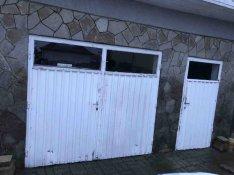 Garázs kapu és tároló ajtó eladó
