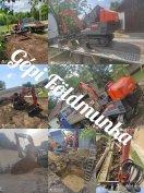 Gépi földmunka