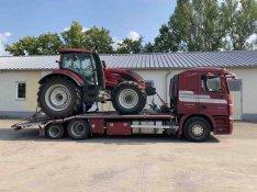 Gépszállítás , építőipari / mezőgazdasági gépek fuvarozása!
