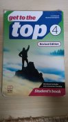 Get to the Top 4 Revised edition student's book + tanulói CD