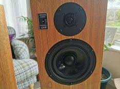 Graham Audio Chartwell LS6f monitor hangszórók