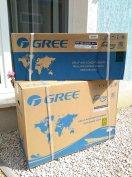 Gree Lomo 3, 5 kw inverteres klíma+Ajándék