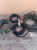 Gúmi szígetelésű réz vezeték 1.5-2.5-4 mm vas kereskedők ne hívjanak