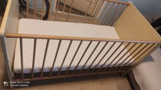 Gyermek ágy, baba ágy
