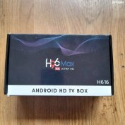 H96 Max 6K TV Box