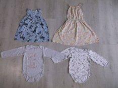 H&M 92 92-es 18-24 hó 1,5-2 év 1,5-2 éves ruha body külön is posta is