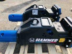 Hammer SB150 Hidraulikus Bontókalapács , Törőfej Jcb Cat Bobcat Kubota