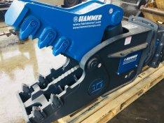 Hammer pulverizátor betonharapó  betonroppantó törőfej bontókalapács