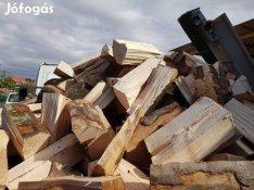 Hasított tűzifa eladó akciós áron nagy választékban