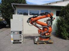 Használt Ipari Robot Hegesztő Robot ABB ( 1008)