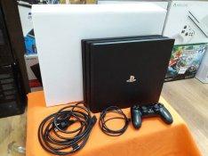 Használt Playstation 4 Pro 1 TB szaküzletből, 3 hó garancia