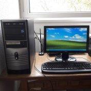Használt számítógép, nyomtató keresi új tulajdonosát!