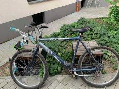 Hauser Tense kerékpár
