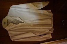 Hevesi háziipari 140-es fehér ünneplő fiú ing igányesnek eladó