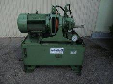Hidraulika tápegység hidraulikus szivattyú 140 bar olajszivattyú (345)