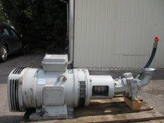 Hidraulika tápegység hidraulikus szivattyú 140 bar olajszivattyú (657)