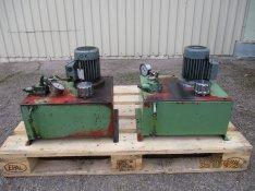 Hidraulika tápegység hidraulikus szivattyú olajszivattyú( 851)