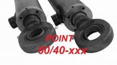Hidraulikus Munkahenger 60/40 Point Löket 100-1000 mm
